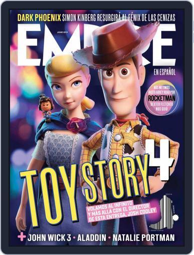 Empire en español (Digital) June 1st, 2019 Issue Cover