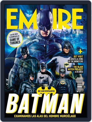 Empire en español (Digital) May 1st, 2019 Issue Cover