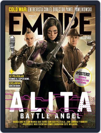 Empire en español (Digital) February 1st, 2019 Issue Cover