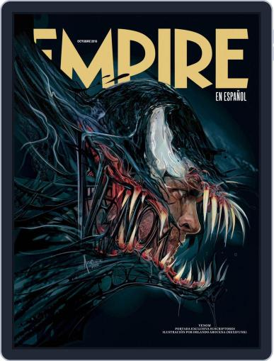 Empire en español (Digital) October 1st, 2018 Issue Cover