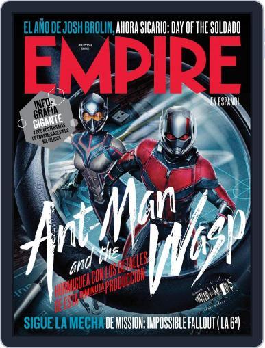 Empire en español (Digital) July 1st, 2018 Issue Cover