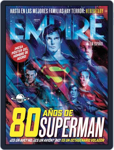 Empire en español (Digital) June 1st, 2018 Issue Cover