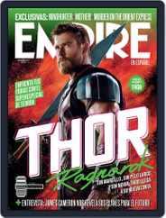 Empire en español (Digital) Subscription October 1st, 2017 Issue