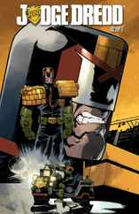 Judge Dredd Magazine (Digital) Subscription January 1st, 2014 Issue