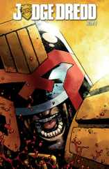 Judge Dredd Magazine (Digital) Subscription October 1st, 2013 Issue