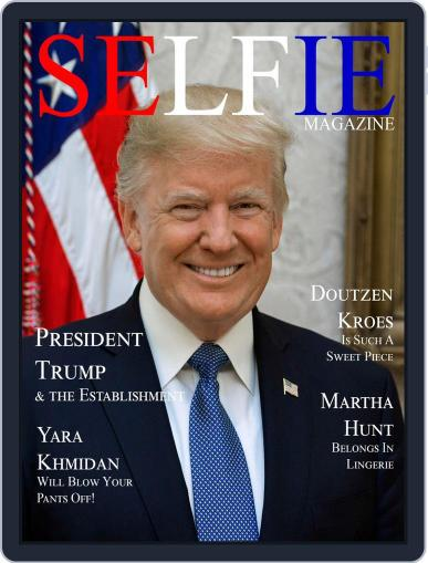 Selfie (Digital) July 1st, 2018 Issue Cover