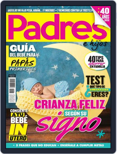 Padres e Hijos January 1st, 2019 Digital Back Issue Cover