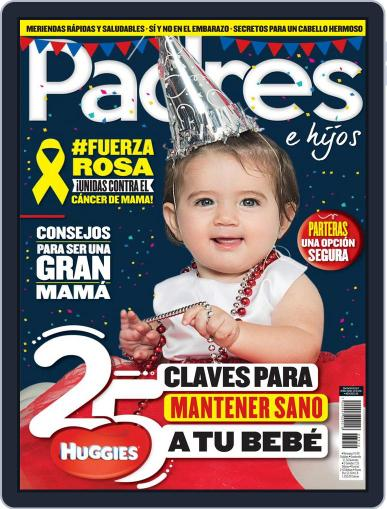 Padres e Hijos October 1st, 2018 Digital Back Issue Cover