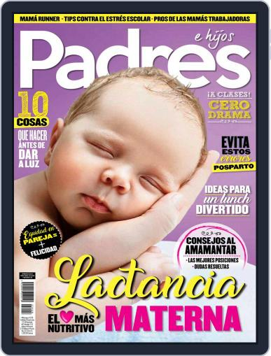 Padres e Hijos August 1st, 2018 Digital Back Issue Cover