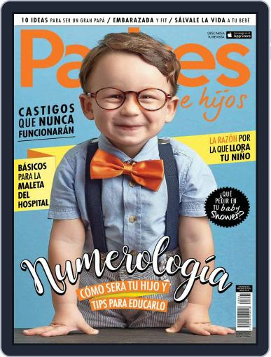 Padres e Hijos January 1st, 2018 Digital Back Issue Cover