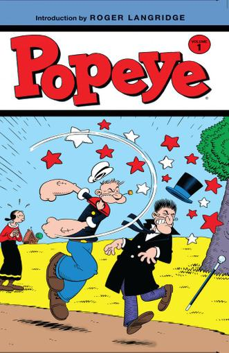 Popeye January 1st, 2013 Digital Back Issue Cover