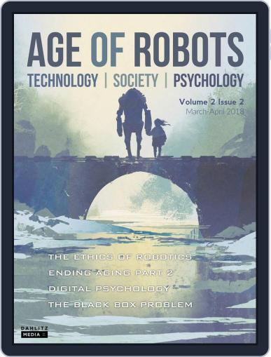 Age of Robots (Digital) March 1st, 2018 Issue Cover