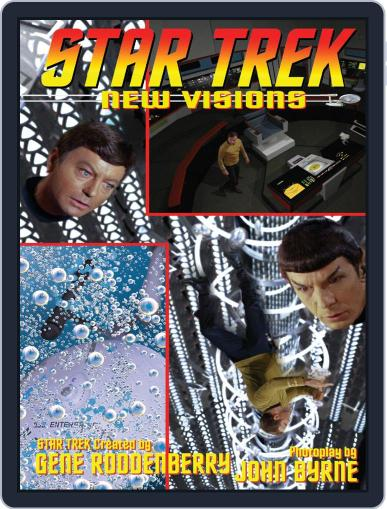 Star Trek: New Visions Magazine (Digital) August 18th, 2018 Issue Cover