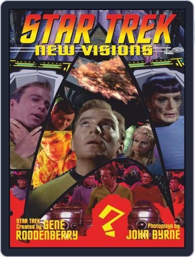 Star Trek: New Visions Magazine (Digital) February 1st, 2018 Issue Cover