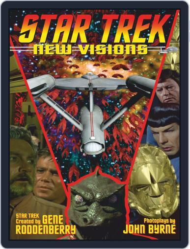 Star Trek: New Visions Magazine (Digital) August 1st, 2017 Issue Cover