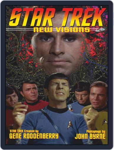 Star Trek: New Visions Magazine (Digital) February 1st, 2016 Issue Cover