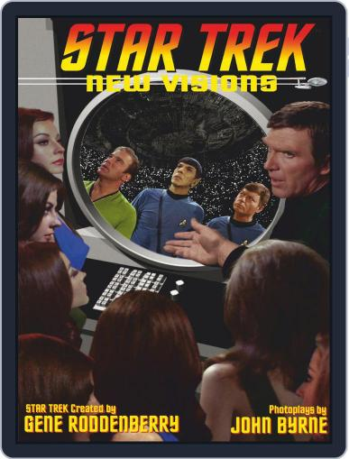 Star Trek: New Visions Magazine (Digital) January 1st, 2016 Issue Cover