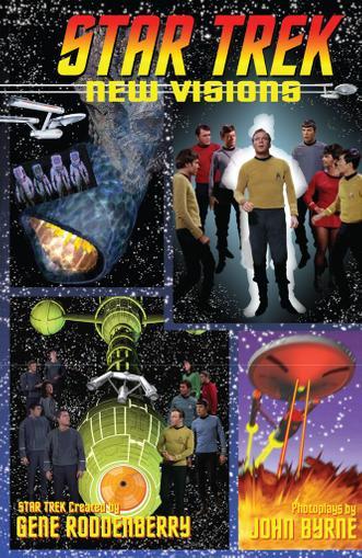 Star Trek: New Visions Magazine (Digital) July 1st, 2015 Issue Cover