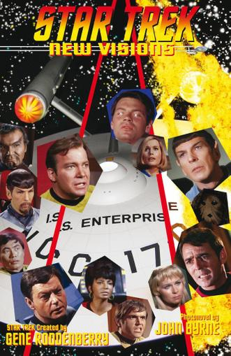 Star Trek: New Visions Magazine (Digital) October 1st, 2014 Issue Cover