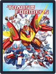 Transformers: More Than Meets the Eye (2011-) Magazine (Digital) Subscription July 1st, 2012 Issue