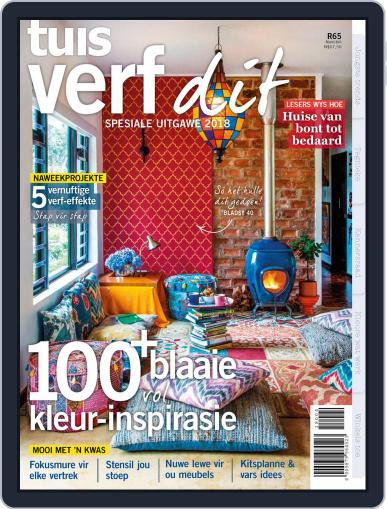 Tuis Verf Dit Magazine (Digital) February 6th, 2019 Issue Cover