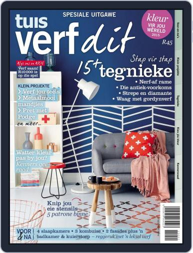 Tuis Verf Dit Magazine (Digital) April 24th, 2015 Issue Cover