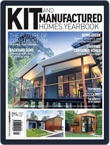 Kit Homes Yearbook April 1st, 2017 Digital Back Issue Cover
