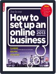 How to set up an Online Business United Kingdom Magazine (Digital) Subscription March 6th, 2013 Issue