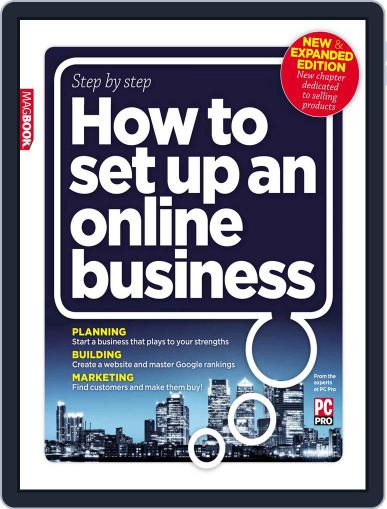 How to set up an Online Business United Kingdom Magazine (Digital) November 30th, 2011 Issue Cover