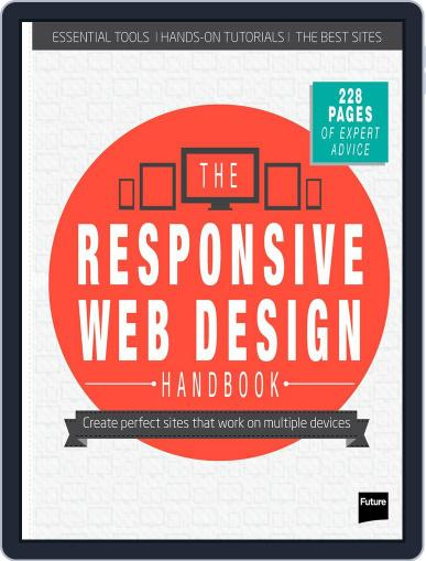 The Responsive Web Design Handbook Magazine (Digital) May 24th, 2013 Issue Cover