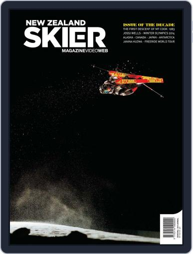 New Zealand Skier Magazine (Digital) May 25th, 2011 Issue Cover