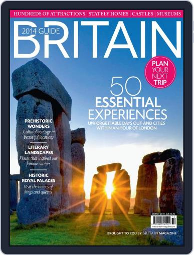 BRITAIN - The 2015 Guide May 19th, 2014 Digital Back Issue Cover