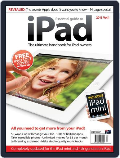 Essential iPad Magazine (Digital) January 17th, 2013 Issue Cover