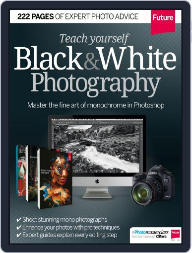 Teach yourself Black & White Photography Magazine (Digital) September 26th, 2014 Issue Cover