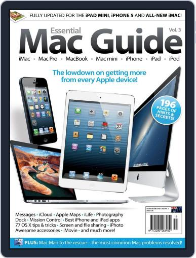 Essential Mac Guide December 1st, 2012 Digital Back Issue Cover