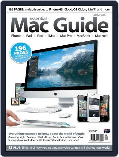 Essential Mac Guide July 1st, 2012 Digital Back Issue Cover