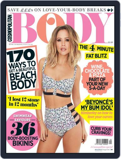 Cosmo Body Magazine (Digital) May 22nd, 2013 Issue Cover