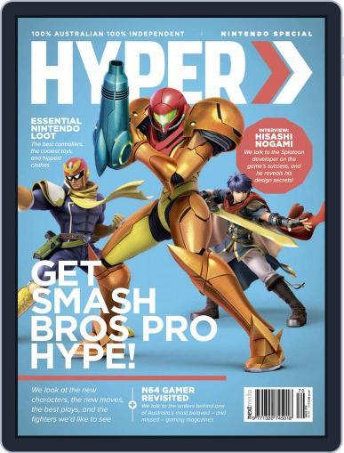 Hyper July 1st, 2018 Digital Back Issue Cover