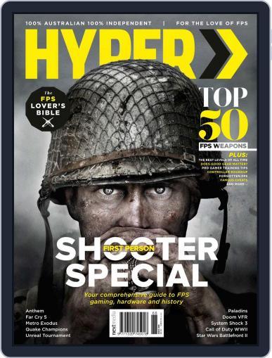 Hyper October 1st, 2017 Digital Back Issue Cover