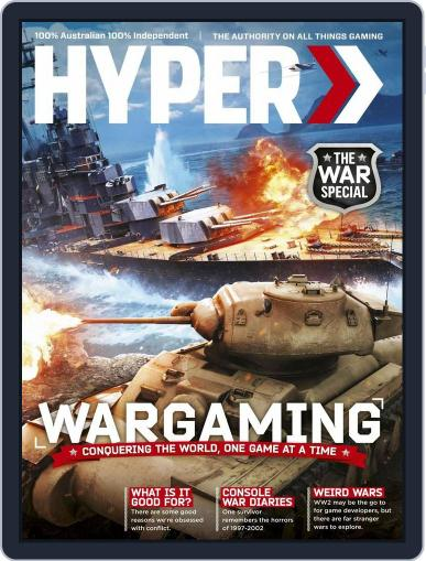 Hyper April 13th, 2016 Digital Back Issue Cover