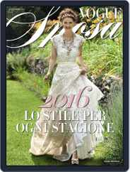 Vogue Sposa (Digital) Subscription September 10th, 2015 Issue