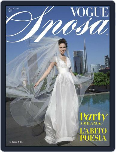 Vogue Sposa May 20th, 2015 Digital Back Issue Cover