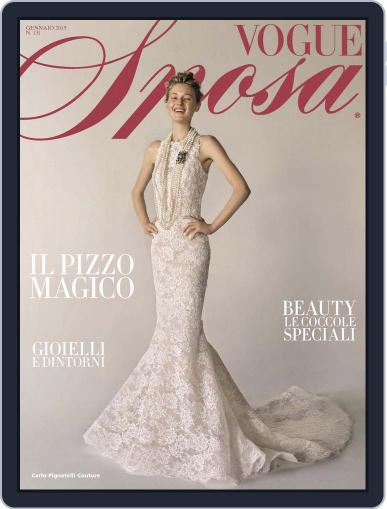 Vogue Sposa January 11th, 2015 Digital Back Issue Cover