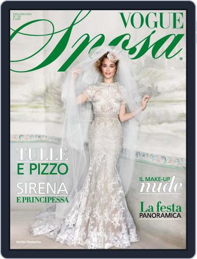 Vogue Sposa May 31st, 2014 Digital Back Issue Cover