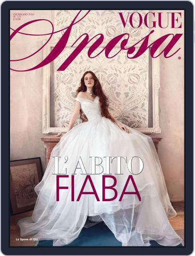 Vogue Sposa February 3rd, 2014 Digital Back Issue Cover