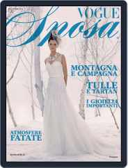 Vogue Sposa (Digital) Subscription September 2nd, 2013 Issue