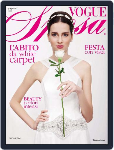 Vogue Sposa March 28th, 2013 Digital Back Issue Cover