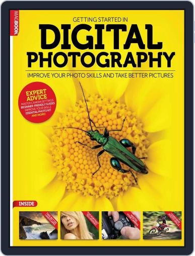 Getting Started in Digital Photography United Kingdom January 16th, 2014 Digital Back Issue Cover