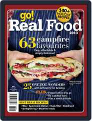 go! Real Food Magazine (Digital) Subscription September 23rd, 2013 Issue