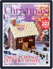 Good Housekeeping Christmas Collection Magazine (Digital) Subscription September 30th, 2015 Issue